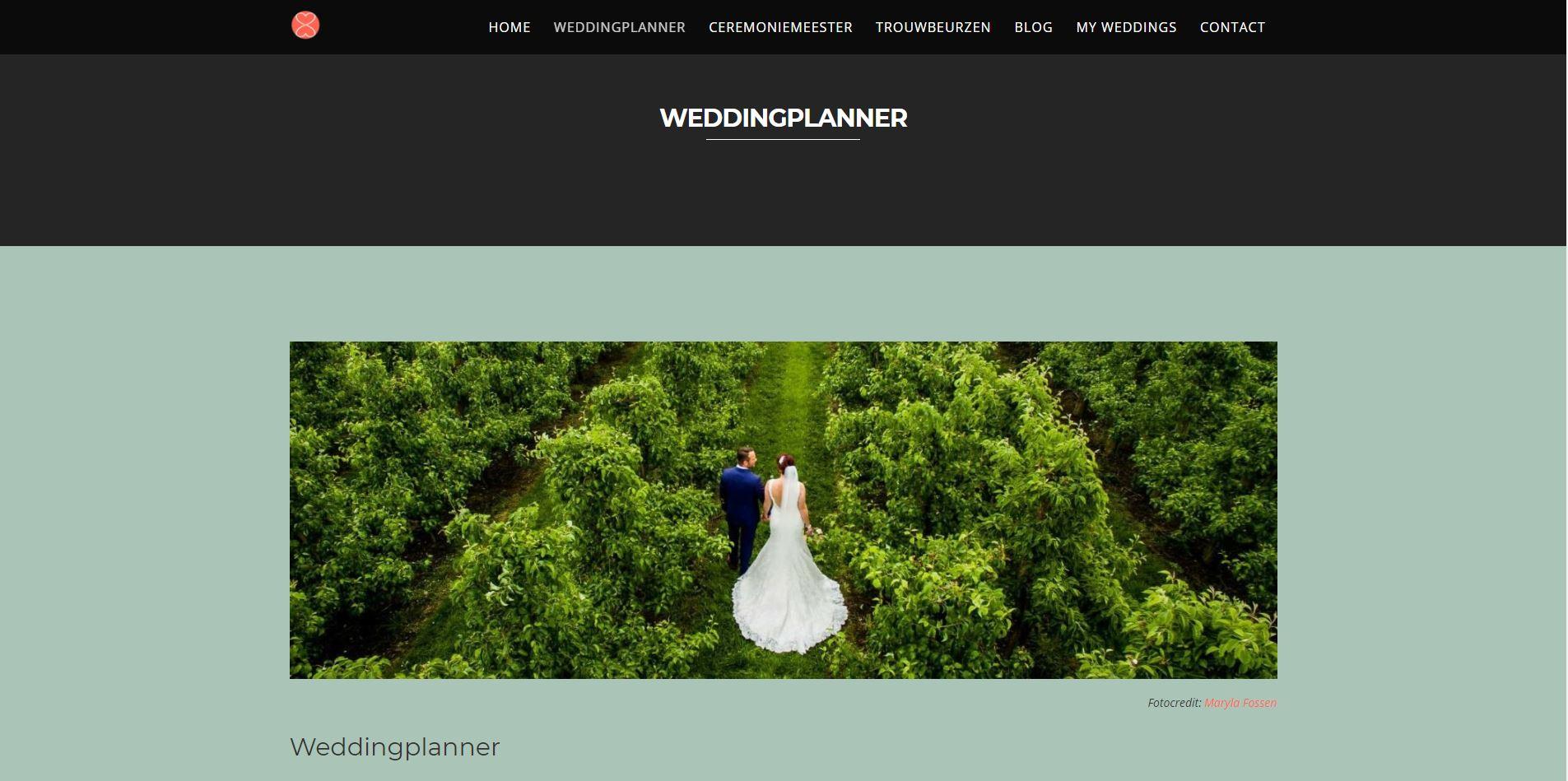 Conversie optimalisatie voor My Weddings