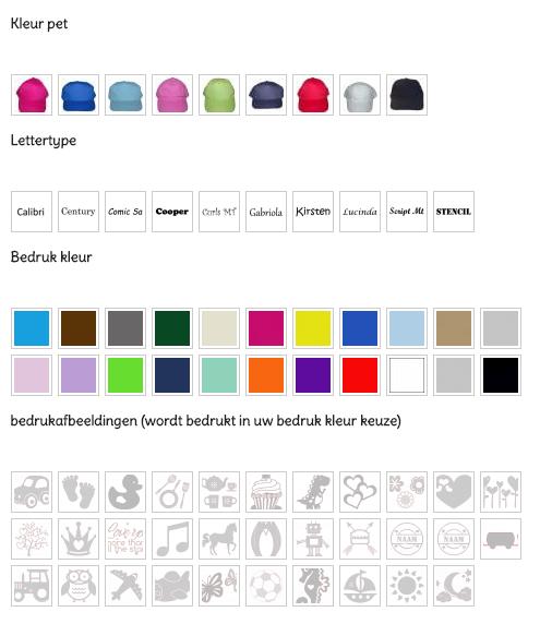 Product opties van variabel product kiezen via variation swatches and photos plugin