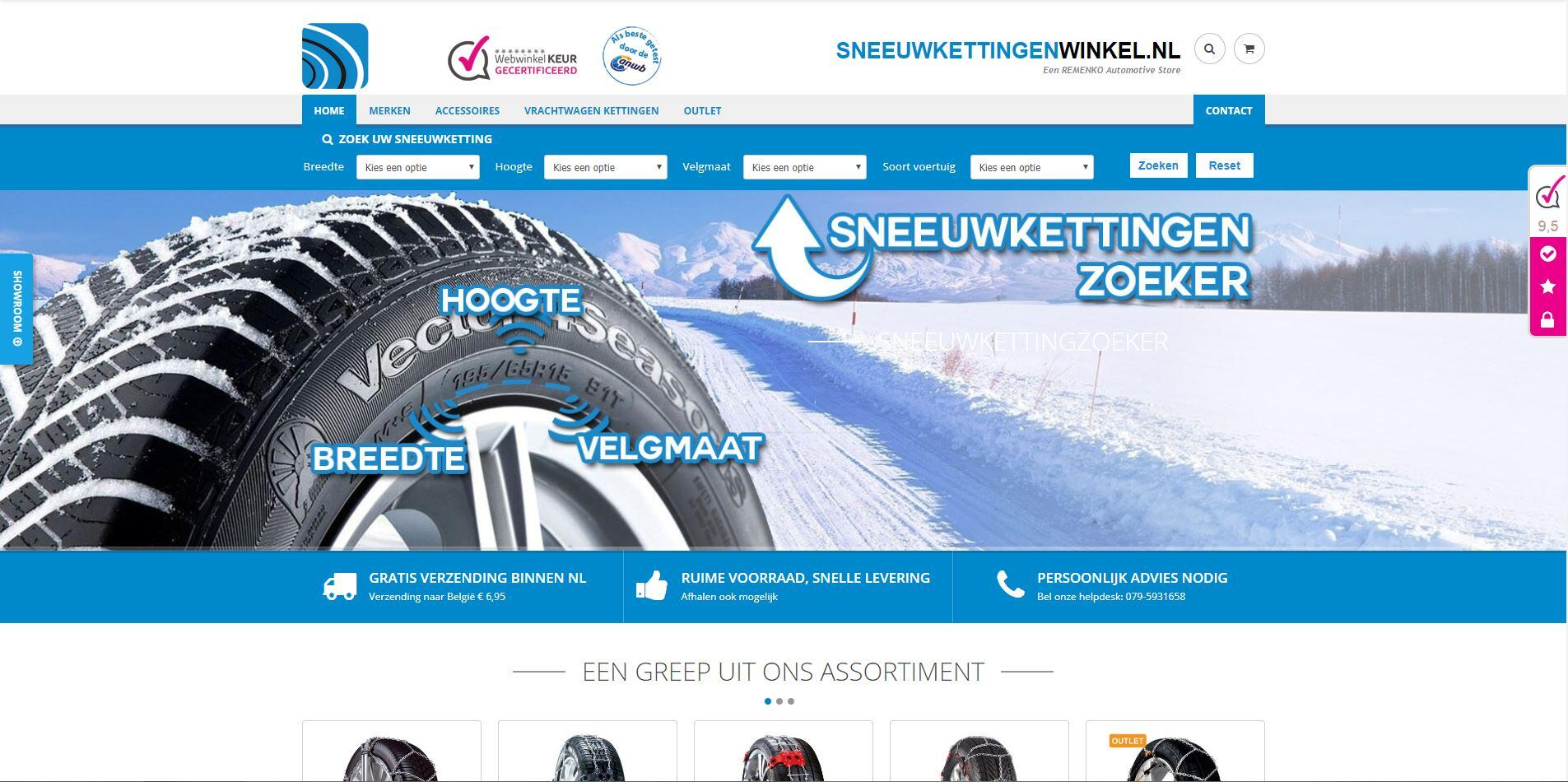 VirtueMart webshop
