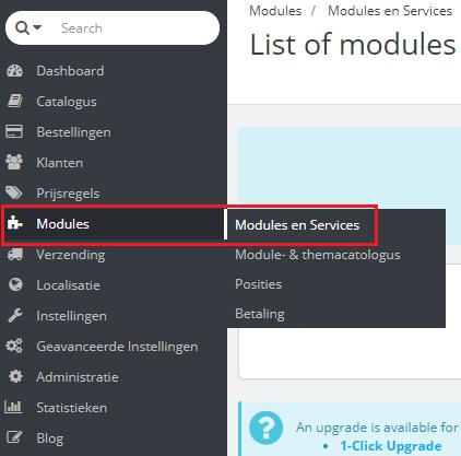 prestashop blog module installeren