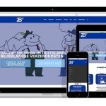responsive website voor vervoersbedrijf