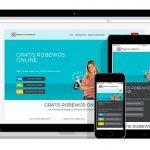 responsive joomla website voor online theorie oefenen