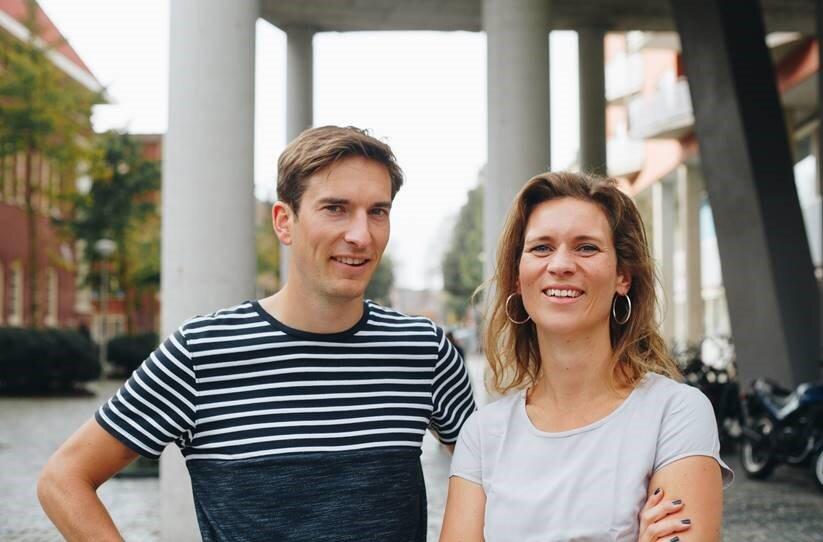Danny en Amanda van Madoo